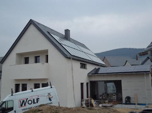 Sonnenhaus in Holzbauweise1