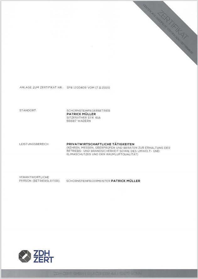 Zertifikat-Schornsteinfeger2